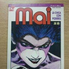 Cómics: MAI LA CHICA CON PODERES #1 (PLANETA). Lote 32403422