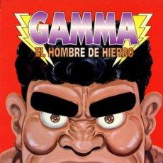 Cómics: GAMMA EL HOMBRE DE HIERRO (1995) [NUMEROS 1 AL 6]. Lote 32724507