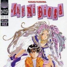 Cómics: AH! MI DIOSA (1996) NÚMEROS 1, 2, 3, 4 Y 5. Lote 32740102