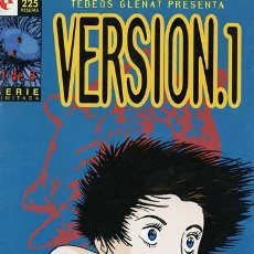Cómics: VERSION.1 (1996) [NUMEROS 1, 2, 3, 4]. Lote 32773828