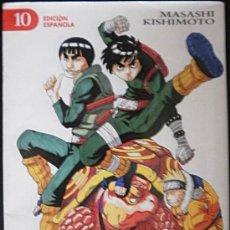 Cómics: NARUTO Nº 10 MASASHI KISHIMOTO . Lote 33071542