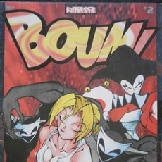 Comics : BOUM! Nº 2 CARLOS JAVIER OLIVARES. Lote 210804959