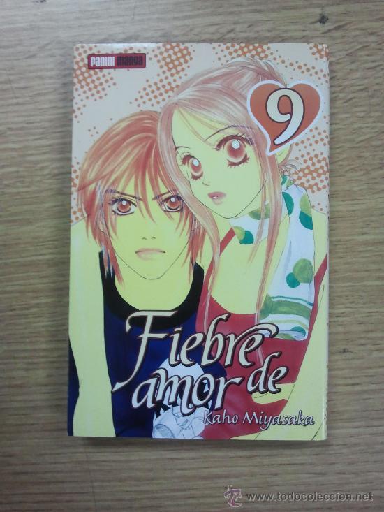 FIEBRE DE AMOR #9 (PANINI) (Tebeos y Comics - Manga)