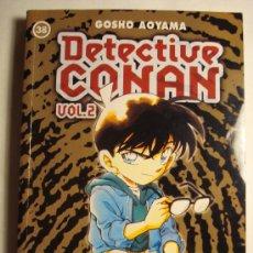Cómics: DETECTIVE CONAN VOL. 2 Nº 38 - GOSHO AOYAMA - PLANETA DE AGOSTINI - 2005 . MANGA. Lote 33504322