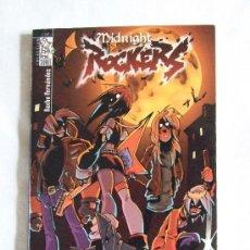 Cómics: MIDNIGHT ROCKERS - NACHO FERNANDEZ COLECCIÓN SIURELL - DOLMEN COMIC. Lote 33938080