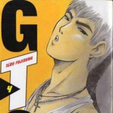Cómics: GTO Nº 4 - TORU FUJISAWA - MANGALINE EDICIONES. Lote 34160205