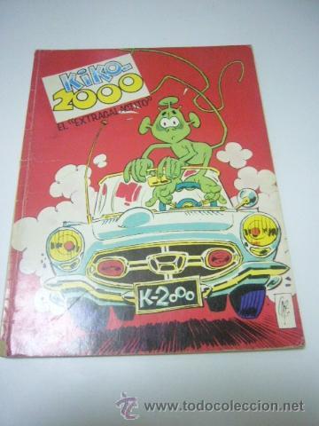 KIKO 2000 - EUREDIT - Nº 2 ......C31 (Tebeos y Comics - Manga)