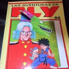 Cómics: LAS AVENTURAS DE FLY N° 4 - DRAGON QUEST. Lote 36056263