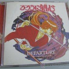 Cómics: RUROUNIN KENSHIN (ORIGINAL SOUNDTRACK II) CD (¡¡OFERTA 3X2 EN CD'S!!) LEER DESCRIPCION. Lote 41311848