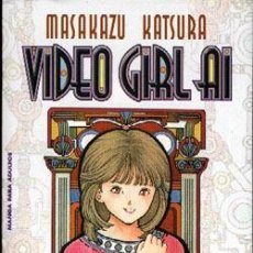 Cómics: VIDEO GIRL AI Nº 2 MASAKARU KATSURA PLANETA DE AGOSTINI. Lote 35991292