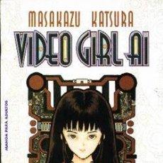Cómics: VIDEO GIRL AI Nº 5 MASAKARU KATSURA PLANETA DE AGOSTINI. Lote 35991320