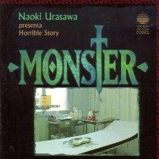 Cómics: COMPLETA - MONSTER # 1 A 36 (PLANETA,2001) - BIBLIOTECA PACHINCO - NAOKI URASAWA. Lote 36202329