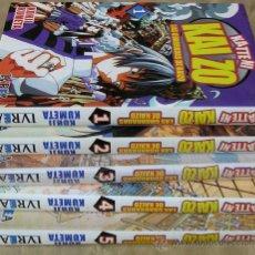 Cómics: MANGA – KAIZO 1 2 3 4 5 – IVREA AÑO 2003 - TAMBIÉN SUELTOS. Lote 36605742