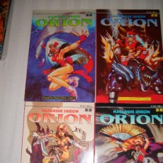 Cómics: ORION #1-4 (PLANETA). Lote 36651494