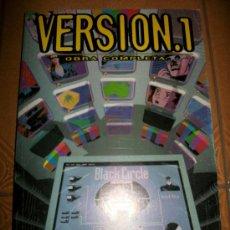 Cómics: VERSION 1.0 – MANGA – ANIME – SAKAGUCHI – OBRA COMPLETA – 8 NUMEROS. Lote 36804012