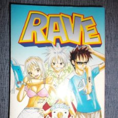 Cómics: RAVE Nº 5 (DE 35), HIRO MASHIMA. Lote 37695134