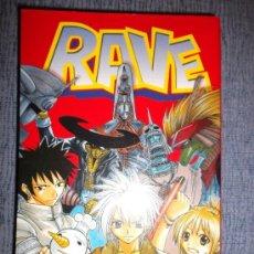 Cómics: RAVE Nº 8 (DE 35), HIRO MASHIMA. Lote 37695143