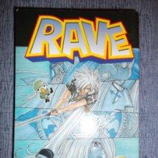 Cómics: RAVE Nº 12 (DE 35), HIRO MASHIMA. Lote 37695165