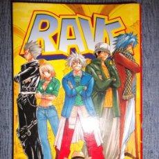 Cómics: RAVE Nº 17 (DE 35), HIRO MASHIMA. Lote 37695190
