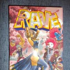 Cómics: RAVE Nº 23 (DE 35), HIRO MASHIMA. Lote 37695201