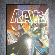 Cómics: RAVE Nº 33 (DE 35), HIRO MASHIMA. Lote 37695220