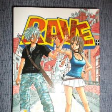 Cómics: RAVE Nº 34 (DE 35), HIRO MASHIMA. Lote 37695227
