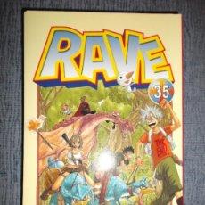 Cómics: RAVE Nº 35 (DE 35), HIRO MASHIMA. Lote 37695236