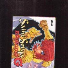 Cómics: SAINT SEIYA, EPISODIO G Nº 1 / MASAMI KURUMADA, MEGUMU OKADA ( MANGA ). Lote 37804294