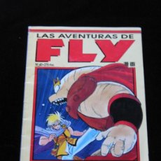 Cómics: LAS AVENTURAS DE FLY - Nº 40 - PLANETA AGOSTINI COMIC. Lote 206287087