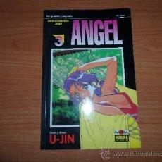 Cómics: ANGEL - Nº 3 - U-JIN - EDITORIAL NORMA 1993. Lote 38596831