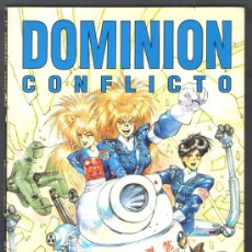 Cómics: 1 COMIC MANGA DE ** DOMINION - CONFLICTO ** MASAMUNE SHIROW - AÑO 1996 - Nº 3. Lote 38647182