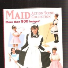Cómics: MAID ACTION SCENE COLLECTION. Lote 38937242