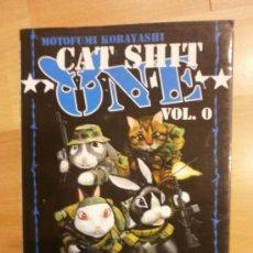 Cómics: CAT SHIT ONE VOL. 0, DE MOTOFUMI KOBAYASHI. Lote 38991903