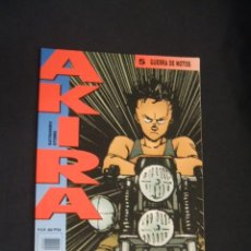 Cómics: AKIRA - Nº 5 - GUERRA DE MOTOS - GLENAT - . Lote 39748424