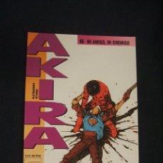 Cómics: AKIRA - Nº 6 - MI AMIGO, MI ENEMIGO - GLENAT - . Lote 39748497