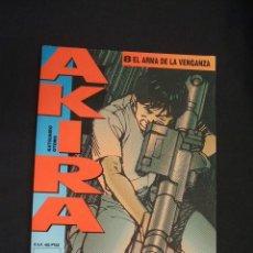 Cómics: AKIRA - Nº 8 - EL ARMA DE LA VENGANZA - GLENAT - . Lote 39748577