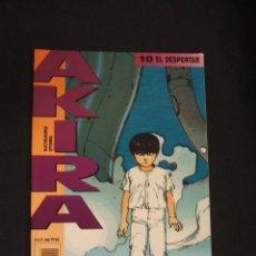 Cómics: AKIRA - Nº 10 - EL DESPERTAR - GLENAT - . Lote 39748681