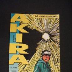 Cómics: AKIRA - Nº 18 - ENTRE LAS RUINAS - GLENAT - . Lote 39748908