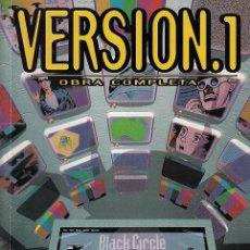 Cómics: VERSION.1 TOMO RETAPADO # 1 AL 8 - SERIE COMPLETA (GLENAT,1996) - HISASHI SAKAGUCHI. Lote 40327486