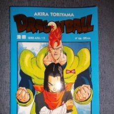 Cómics: DRAGON BALL (SERIE AZUL) Nº 13 (DE 58), AKIRA TORIYAMA. Lote 40860749