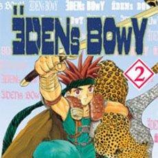 Cómics: EDENS BOWY LOTE DE 7Nº (2-3-4-7-8-9-10) IVREA. Lote 41001637