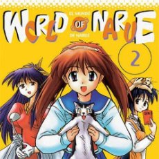 Cómics: WORLD OF NARUE LOTE DE 5 Nº (2-3-4-5-7) IVREA. Lote 40988515
