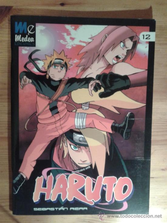 HARUTO - Nº 12 - SEBASTIAN RIERA (Tebeos y Comics - Manga)