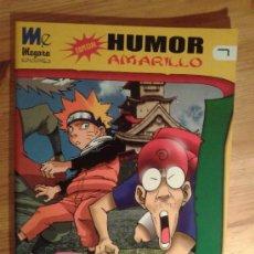 Cómics: HARUTO - ESPECIAL HUMOR AMARILLO - Nº 7 - SEBASTIAN RIERA. Lote 41418340