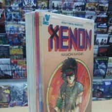 Cómics: XENON: COLECCIÓN COMPLETA: 11 TOMOS: MANGA: PLANETA. Lote 42252795