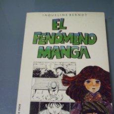 Cómics: EL FENÓMENO MANGA - JACQUELINE BERNDT.. Lote 42270968