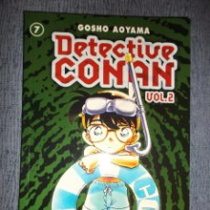 Cómics: DETECTIVE CONAN VOL.2 Nº 7, GOSHO AOYAMA. Lote 42312905