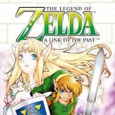 Cómics: CÓMICS. MANGA. THE LEGEND OF ZELDA 04: A LINK TO THE PAST - AKIRA HIMEKAWA. Lote 43495574