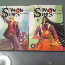 Cómics: SIMON SUES 1 Y 2.. Lote 43599047