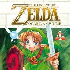 Cómics: CÓMICS. MANGA. THE LEGEND OF ZELDA 01: OCARINA OF TIME 1 - AKIRA HIMEKAWA. Lote 43620859